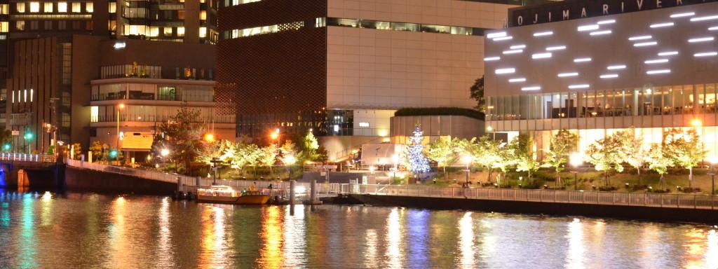 福島(ほたるまち)港